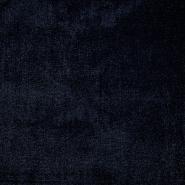 Pliš, gladek, 18633-008, temno modra