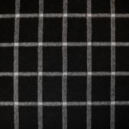 Pletivo, debelejše, kare, 18829-068, črna