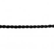 Vrvica, 8mm, 18825-2000, črna
