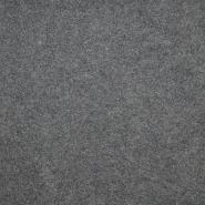 Velours, 17349-250, anthrazit-grau