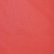 Bombaž, poplin, 18281-13, rdeča