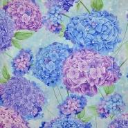 Pamuk, popelin, cvjetni, 17663-29