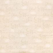 Bombaž, poplin, tisk, 17663-31