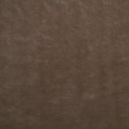 Velur coral, obojestranski, 18861-1, rjava