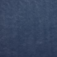 Velur coral, obojestranski, 18861-2, modra