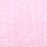 Velur coral, obojestranski, 18861-3, roza