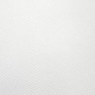 Umjetna koža, Ecaille, 18864-473, bijela