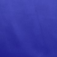 Saten, poliester, 3093-61, modra