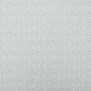 Pamuk, popelin, riža, 17099-1, siva