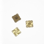 Magnetknopf, 18906-20102, golden