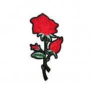 Prišivak, ruža, 18940-009