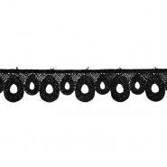 Spitze, 24mm, 18941-002, schwarz