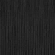 Samt, Baumwolle, 18947-116, schwarz