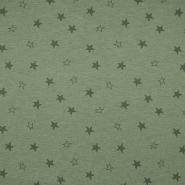 Jersey, zvezde, 18953-007, zelena
