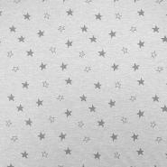 Jersey, zvezde, 18953-008, siva