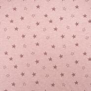 Jersey, zvezde, 18953-006, roza