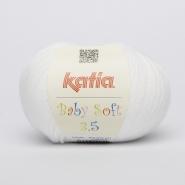 Garn, Baby Soft 3,5, 18980-1, weiß