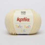 Garn, Baby Soft 3,5, 18980-6, vanille