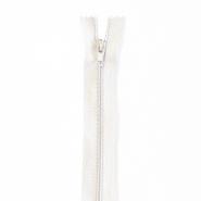 Reißverschluss, spiralig 60cm, 4mm, 18981-501, weiß