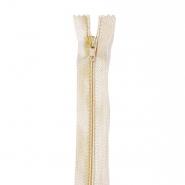 Zadrga, spiralna, 60cm, 4mm, 18981-691, vanilija