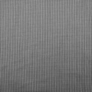 Bombaž, poplin, elastan, 18994-7, črna