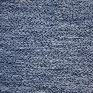 Mreža elastična, poliamid, 18999-4, modra