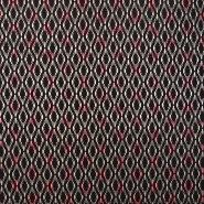 Tkanina, obojestransko, geometrijski, 18992-1