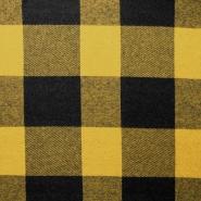 Pletivo debelejše, kare, 19009-570, rumena