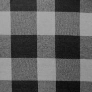 Wirkware, dicker, karo, 19009-950, grau
