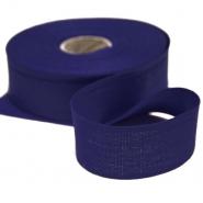 Traka, pamuk, 15 mm, 15456-5158, plava