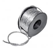 Vrvica, viskozna, 3mm, 19018-2, srebrna