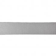 Traka, rips, 24 mm, 19022-611, siva