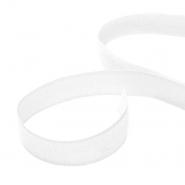 Klettband, 10mm, 18734-1, weiß