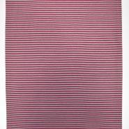 Bündchen, Streifen, 17184-118, grau - rot