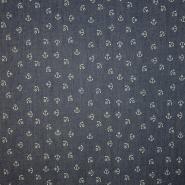 Jeans, košulja, morski, 17607-002