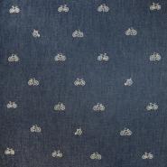 Jeans, srajčni, retro, 17607-007