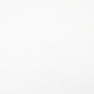 Saten krep, poliester, 18811-051, bela