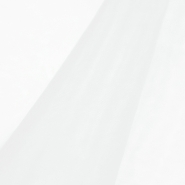 Organza, poliamid, 4851-051, bela