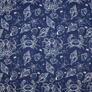 Tkanina za kopalke, morski, 19082-003