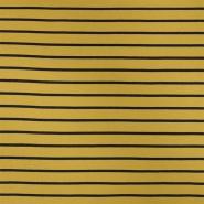 Prevešanka, črte, 19079-004, rumena