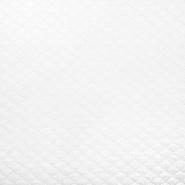 Pletivo gusto, kare, 19078-001, bijela
