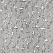Sweatshirtstoff, jugendlich, 19110-3001, grau