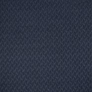 Pletivo, gusto, geometrijski, 19140-008, plava
