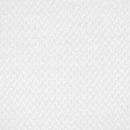 Pletivo, gusto, geometrijski, 19141-050, bijela