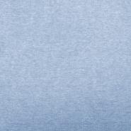 Jersey, Melange, 19151-003, blau