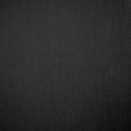 Baumwolle, zerknittert, 19131-069, schwarz