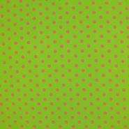 Jersey, bombaž, pike, 17620-223, zelena