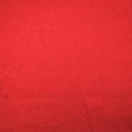 Satin, Kreppstoff, Polyester, 18811-015, rot