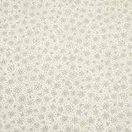 Baumwolle, Popeline, floral, 18280-197, beige