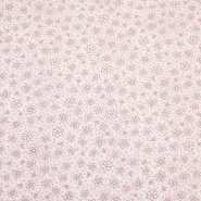 Baumwolle, Popeline, floral, 18280-199, rosa
